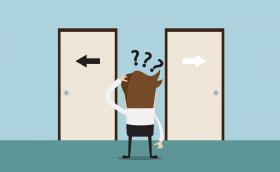 Открывание двери левое или правое?