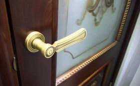 Новинки в области дверных ручек