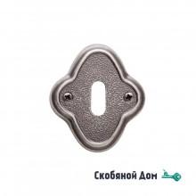 "Накладка под сув. ключ к ручкам  ""Амуаж"" и ""Аморе"", серебро античное"