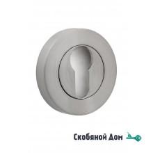Накладка на цилиндр к ручкам ORO&ORO, никель матовый