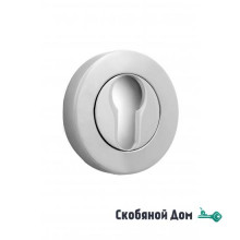 Накладка на цилиндр к ручкам ORO&ORO, хром блестящий