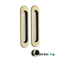 Ручки для раздвижных дверей, бронза ант.  от фирмы Ренц