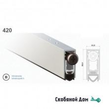 Автопорог- антипорог дверной Venezia 420/730 мм регулировка 1 уровень