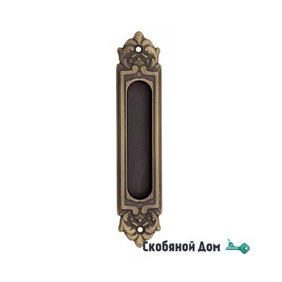 Ручка для раздвижной двери Venezia U122 DECOR матовая бронза (1шт.)