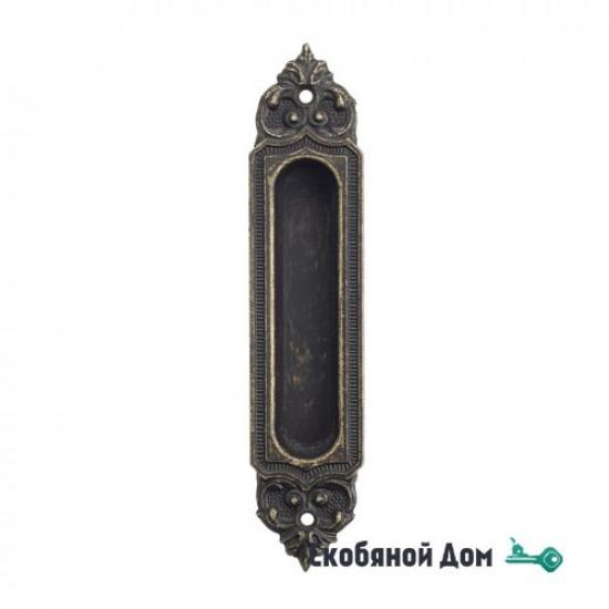 Ручка для раздвижной двери Venezia U122 античная бронза (1шт.)