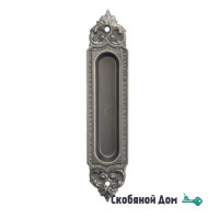 Ручка для раздвижной двери Venezia U122 античное серебро (1шт.)