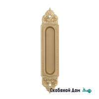 Ручка для раздвижной двери Venezia U122 полированная латунь (1шт.)