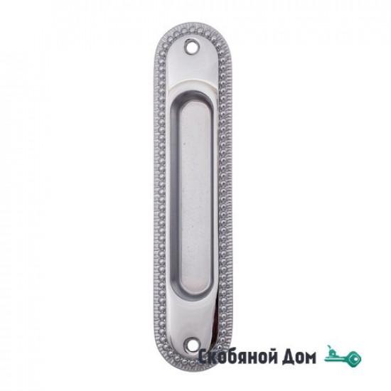 Ручка для раздвижной двери Venezia U133 полированный хром (1шт.)