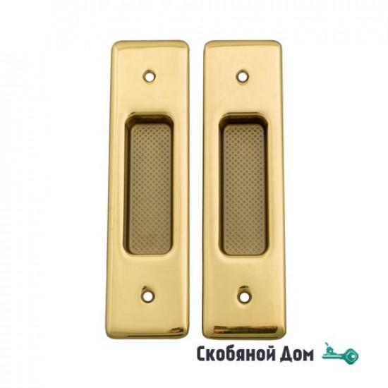 Ручка для раздвижной двери Venezia U177 полированная латунь (2шт.)