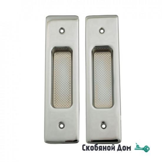 Ручка для раздвижной двери Venezia U177 полированный хром (2шт.)