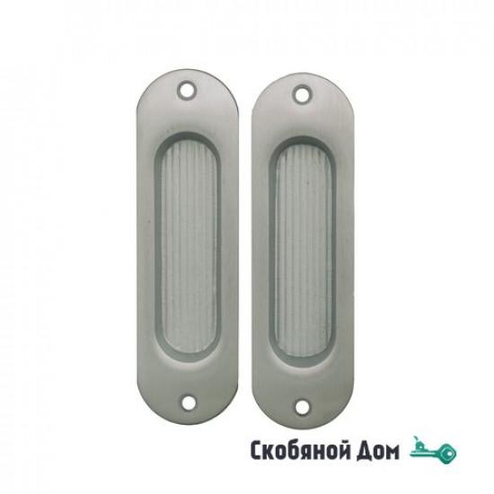 Ручка для раздвижной двери Venezia U188 матовый хром (2шт.)