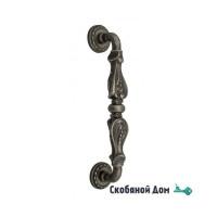 """Ручка скоба Venezia """"FLORENCE"""" 313мм (260мм) D2 античное серебро"""