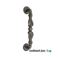 """Ручка скоба Venezia """"FLORENCE"""" 315мм (260мм) D3 античное серебро"""