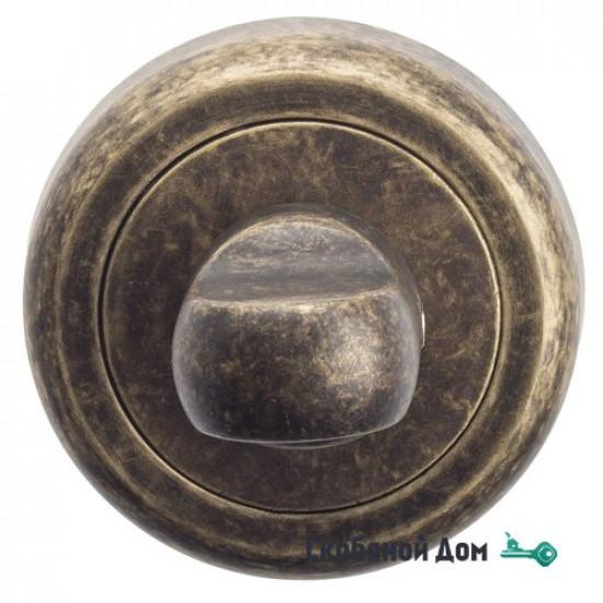 Фиксатор поворотный Venezia WC-1 D1 античная бронза