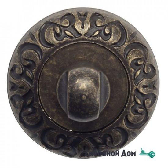 Фиксатор поворотный Venezia WC-1 D4 античная бронза