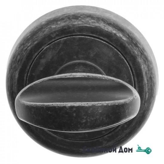 Фиксатор поворотный Venezia WC-2 D1 античное серебро