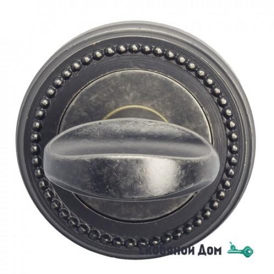 Фиксатор поворотный Venezia WC-2 D3 античное серебро