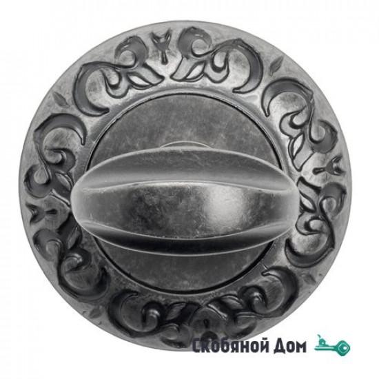 Фиксатор поворотный Venezia WC-2 D4 античное серебро