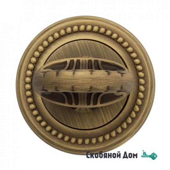 Фиксатор поворотный Venezia WC-4 D3 матовая бронза
