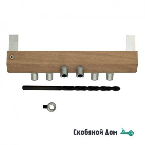 4CA86AR1416.01 Шаблон для установки ввертных петель Ø14,16 для стандартных дверей