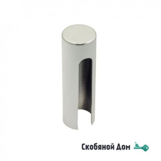 485RSPC.01 Колпачок декоративный для ввертной петли Ø20 полированный хром