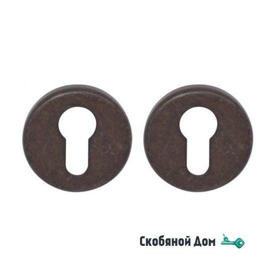 Накладка под цилиндр на круглом основании COLOMBO CD63 GB античная бронза