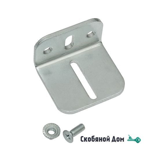 Уголок крепежный серии KART до 40/80 кг (KART/8)