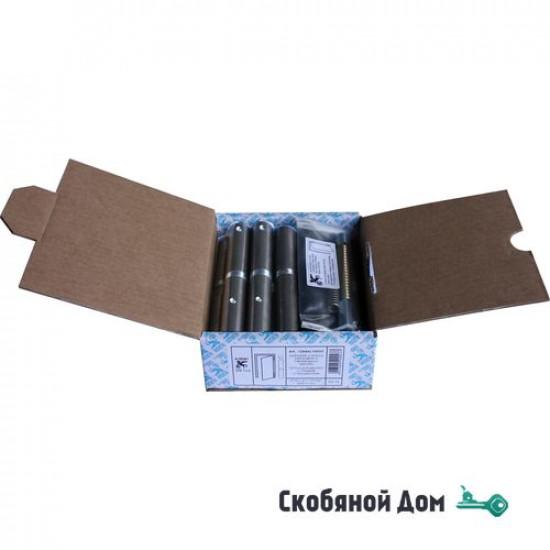 1254AL155_DT Петля приварная для металлических дверей, ALDEGHI Ø22x25мм, с функцией доводчика ПРАВАЯ